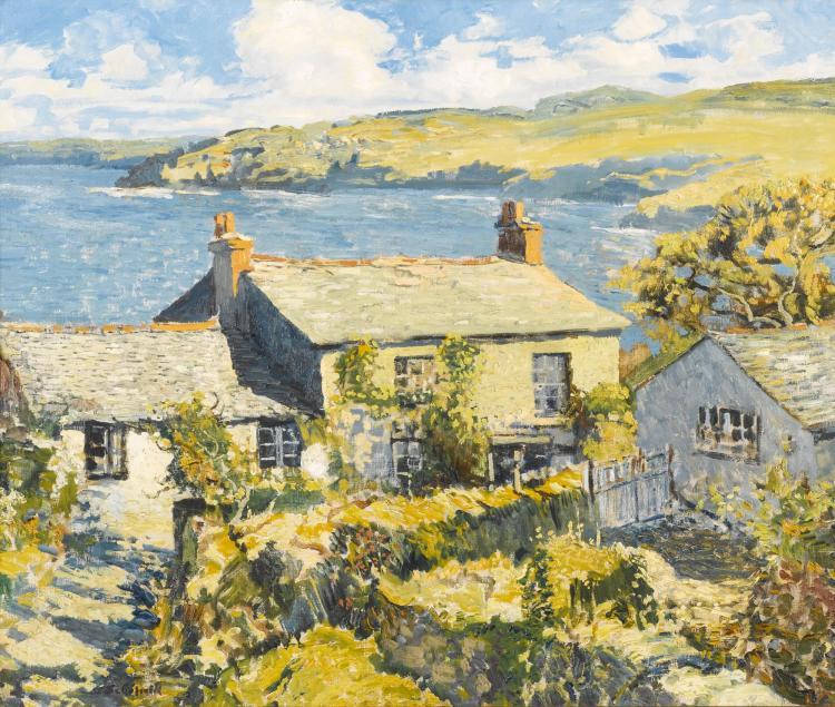 WALTER ELMER SCHOFIELD | Cliff - Farm