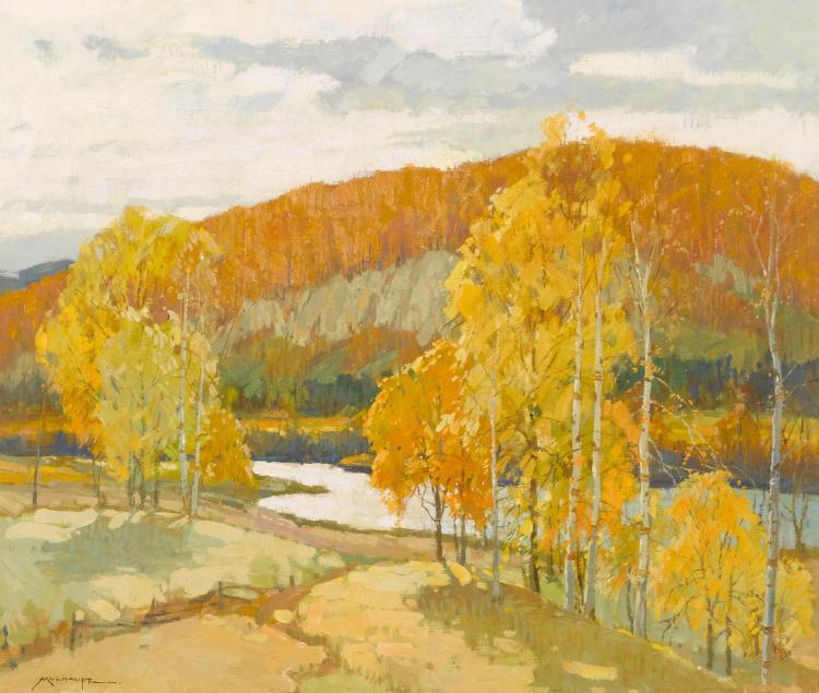 FREDERICK JOHN MULHAUPT | Autumn