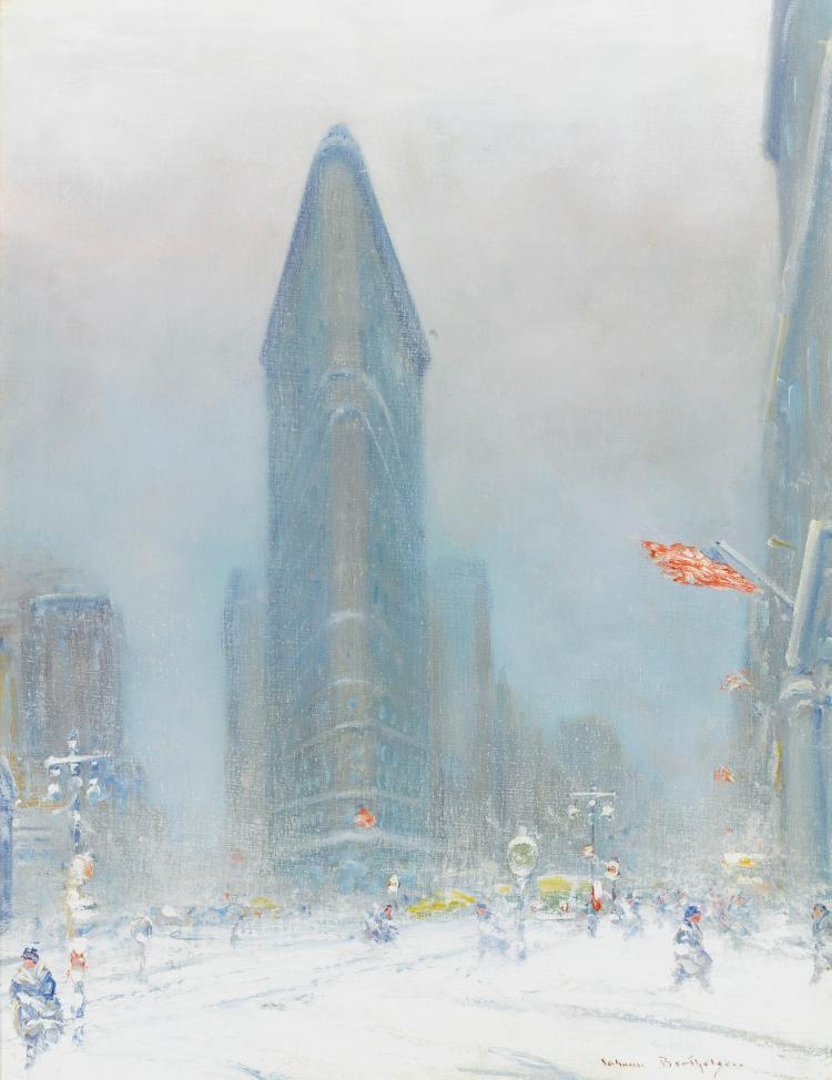 JOHANN BERTHELSEN | Flatiron Building