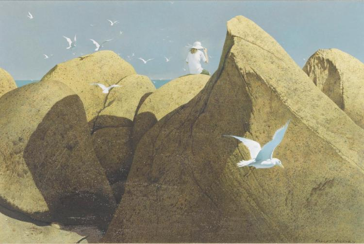 ROBERT REMSEN VICKREY | Sea Wind