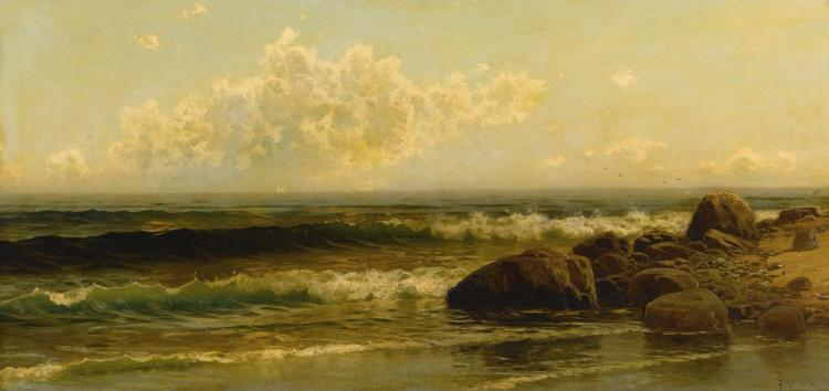 ALFRED THOMPSON BRICHER | On the Coast
