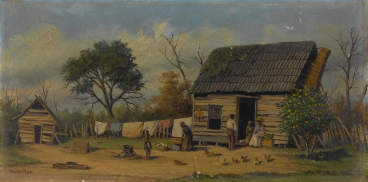 WILLIAM AIKEN WALKER | Wash Day