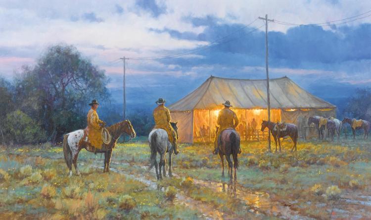 MARTIN GRELLE | Cowboy Revival