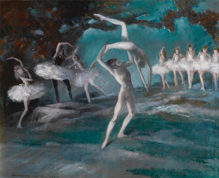 EVERETT SHINN | The Ballet