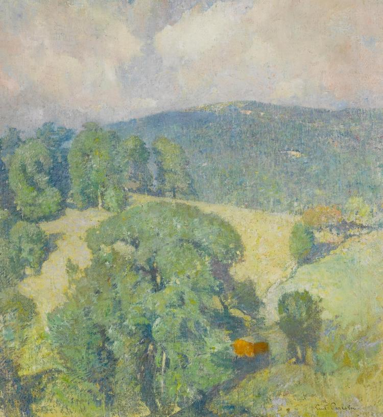 EMIL CARLSEN | Connecticut Hillside