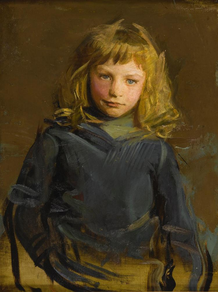 ABBOTT HANDERSON THAYER | Study for