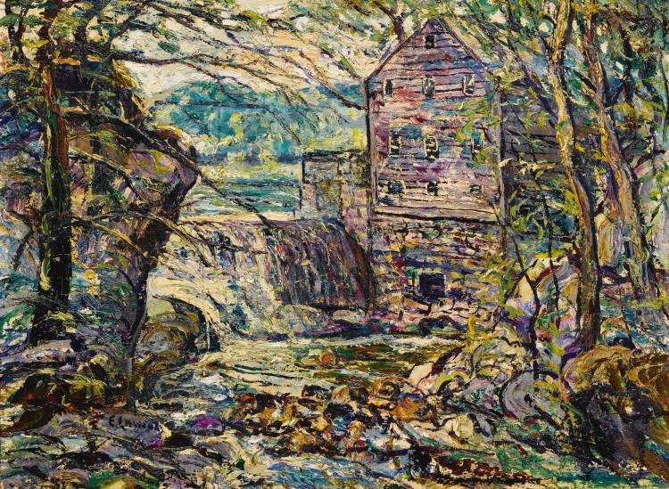 ERNEST LAWSON | The Mill