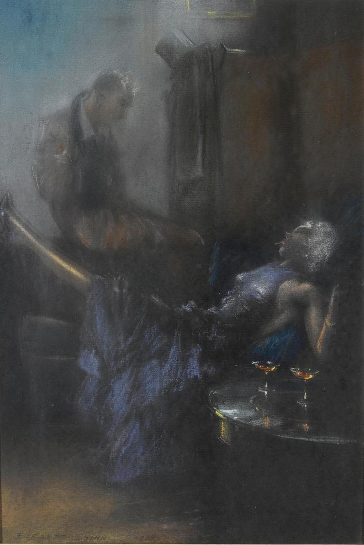 EVERETT SHINN | After the Performance