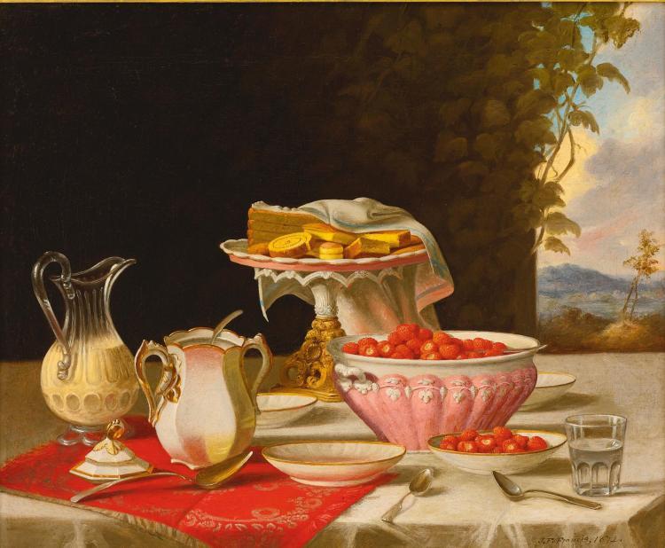 JOHN F. FRANCIS | The Dessert