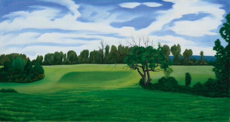 GEORGE COPELAND AULT | Summer Landscape