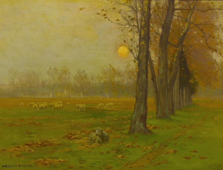 JOHN CARLETON WIGGINS | End of Day ('The Dying Years')
