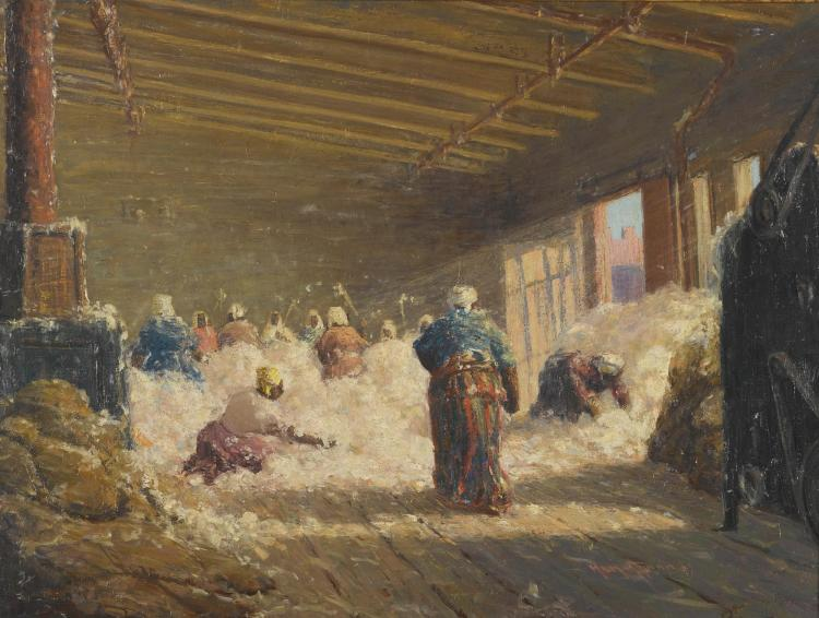 HARRY LESLIE HOFFMAN | The Cotton Gin