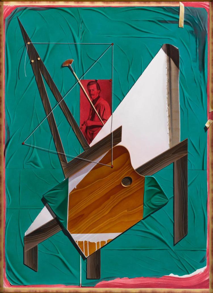 GARY THOMAS ERBE | The Painter's Studio