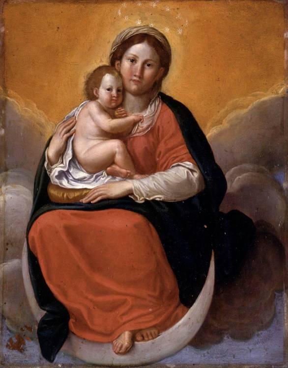 ATTRIBUTED TO FRANCESCO ALBANI (1578-1660)