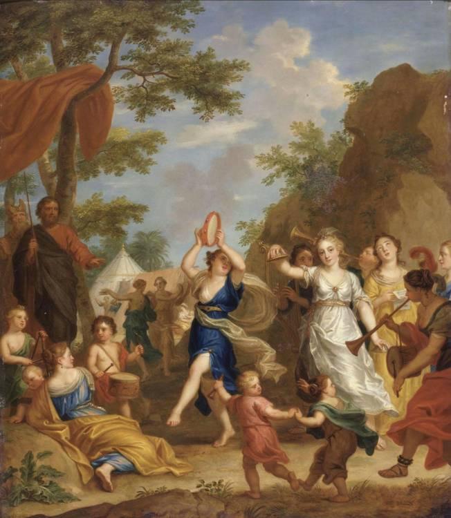 *BALTHASAR BESCHEY 1708-1776