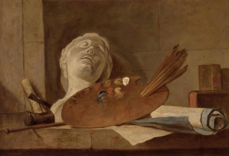 *JEAN-BAPTISTE SIMÉON CHARDIN (1699-1779)
