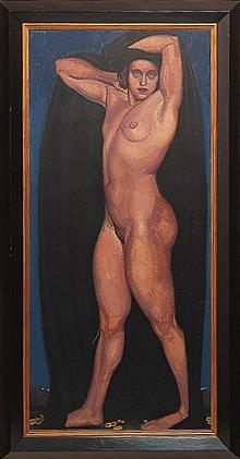 HERMANN GROM-ROTTMAYER (AUSTRIAN, 1877-1953)