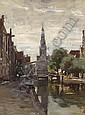 JAN HILLEBRAND WIJSMULLER DUTCH, 1855-1925, Jan Hillebrand Wijsmuller, Click for value