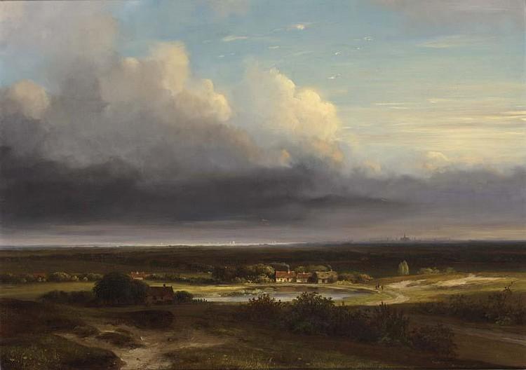 NICOLAAS JOHANNES ROOSENBOOM DUTCH, 1805-1880