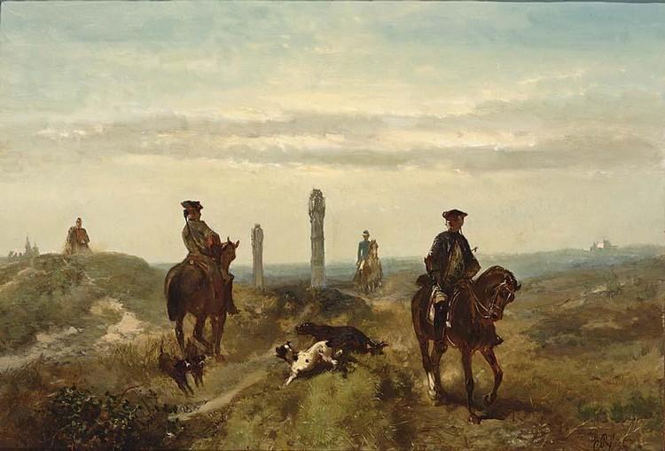 CHARLES ROCHUSSEN DUTCH, 1814-1894