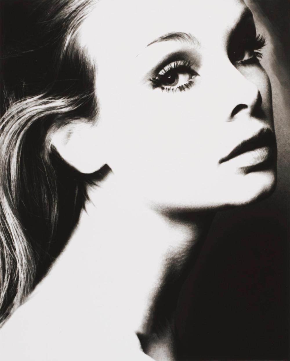 LILLIAN BASSMAN | Jean Shrimpton, ca. 1955