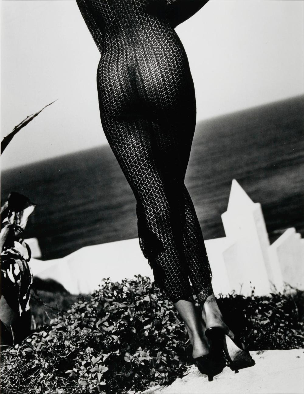 SANTE D'ORAZIO | Torso, (Stephanie Seymour), St. Bart's, 1992