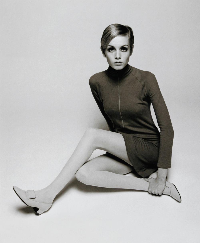 BARRY LATEGAN | Twiggy, 1966