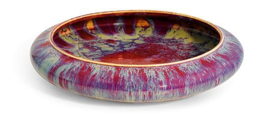 A flambe-glazed bowl (2)