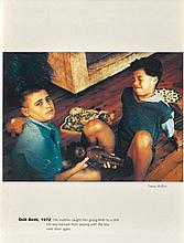 TRACEY MOFFATT born 1960 Doll Birth 1972 (1994) off set print on paper