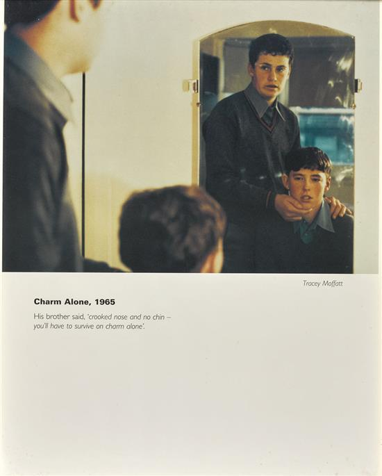 TRACEY MOFFATT born 1960 Charm Alone 1965 (1994) off set print on paper