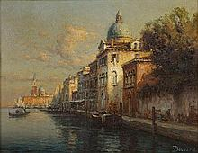 ANTOINE BOUVARD, FRENCH 1870 - 1956Venice
