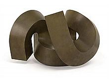 CLEMENT MEADMORE 1929-2005 Rain Check 1995 bronze