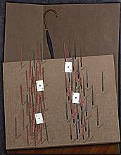 JOHN BRACK 1920-1999 Confrontation 1978 oil on canvas