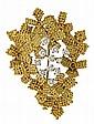 DIAMOND BROOCH/ENHANCER, 1972