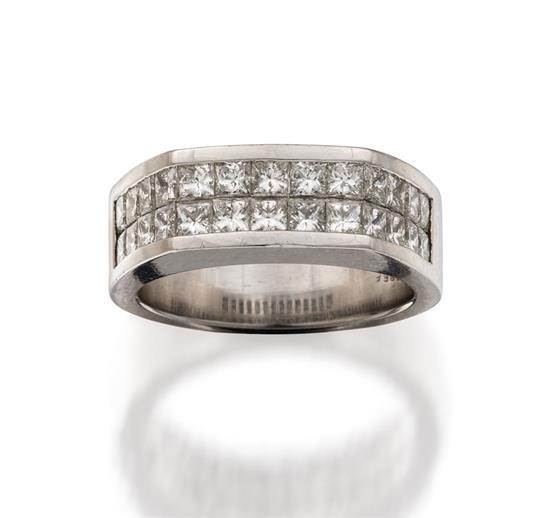 platinum and ring