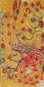 Wimmitji Tjapangati circa 1925-2000 YULANTJA (NEAR JUPITER WELL) (1991) synthetic polymer paint on linen