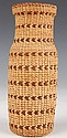 TULAVA BASKETRY COVERED BOTTLE