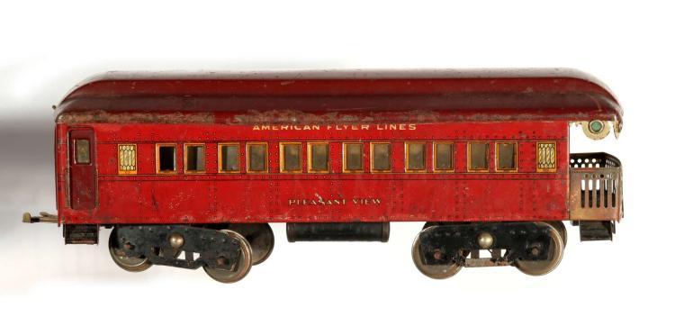 Early American Flyer Standard Gauge Train Set