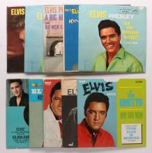 Elvis Presley Memorabilia for Sale at Online Auction | Rare