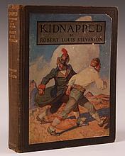 STEVENSON, R.L., KIDNAPPED, ILLUS. N.C. WYETH