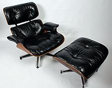 CHARLES AND RAY EAMES LOUNGE CHAIR FOR HERMAN MILLER
