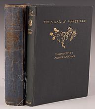 GOLDSMITH, OLIVER, THE VICAR OF WAKEFIELD, ARTHUR RACKHAM