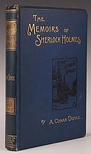 DOYLE, A.C., THE MEMOIRS OF SHERLOCK HOLMES, 1892