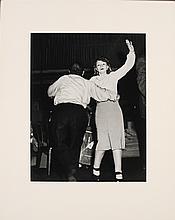 ARTHUR FELLIG 'WEEGEE' (1899-1968) SILVER PRINT