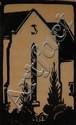 PENCIL SIGNED BLOCK PRINT BY KANSAS ARTIST AND TEACHER MAUDE ELLSWORTH