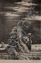 GEORGES SCHREIBER (1904-1977) PENCIL SIGNED LITHOGRAPH