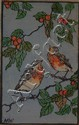 MARGARET WHITTEMORE (1897-1983) TWO PENCIL SIGNED COLOR WOODBLOCK PRINTS