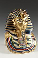 BOEHM TUTANKHAMUN FIGURE OF THE MASK
