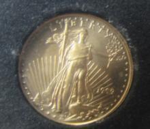 1999 US 5 DOLLAR  GOLD COIN