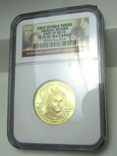 2007 W $10 GOLD COIN PROOF 70 MINT ULTRA CAMEO